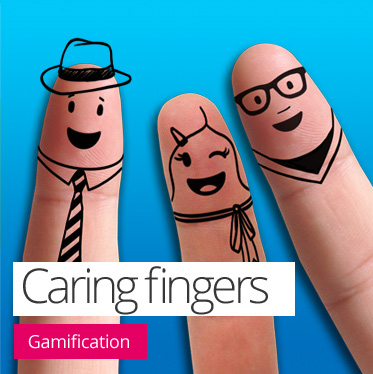 Caring fingers